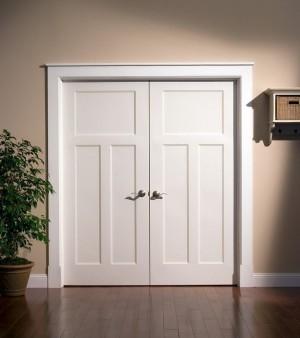 Hallway interior door