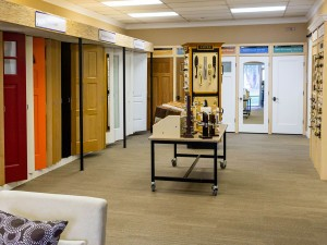 Showroom at Interior Door Replacement Company
