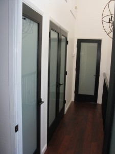 White Laminate Doors