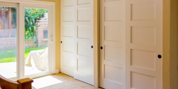 5-Panel doors in Sunnyvale by TM Cobb and TruStile & Installation jobs | Interior Doors Closet Doors - Interior Door ...