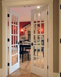 TruStile French Doors