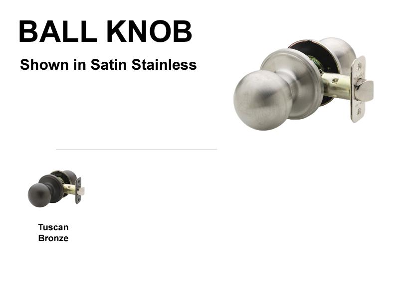 Ball Knob